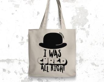 A Clockwork Orange - I was cured, all right! Alex DeLarge
