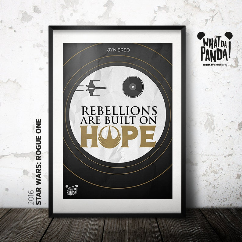 Rogue One  Rebellions are built on hope image 0