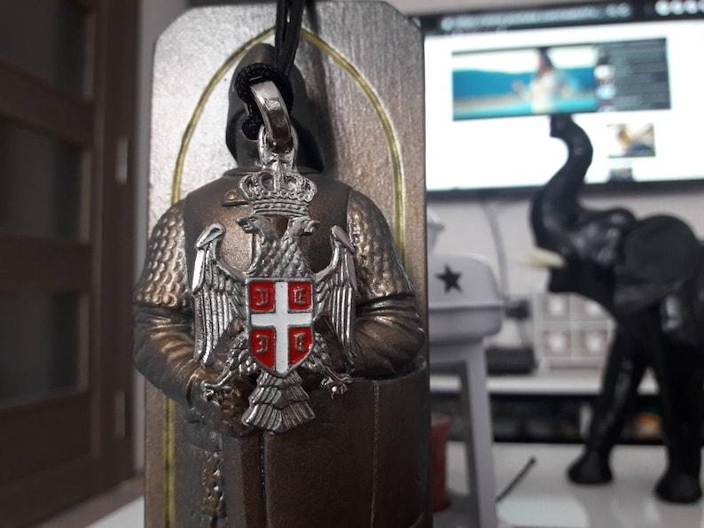 Etsy Porte Aigle Serbe Deux Couleur Emblème Clé xqFYqRZw7