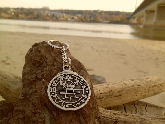 Key Of Solomon Necklacesecret Seal Of Solomon Etsy