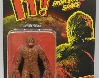 """IT! The Terror From Beyond Space Red Sands 3.75"""" Scale Retro Action Figure"""