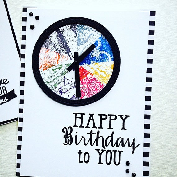 Birthday Card For Him Handmade Cards Birthday Boyfriend Etsy