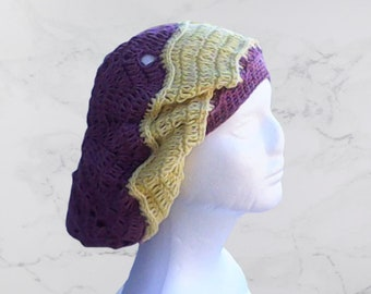 Spring Beanie Cap for Kids, Crochet Cap for Teen, Beanie Cap, Crochet Cap, Children's Cap, Kids Accessories, Summer Cotton Hat