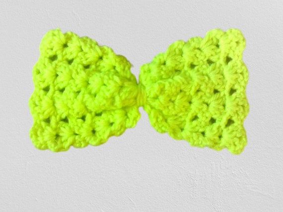 Newborn headband, jewelry for baby, crochet bow, crochet, spring decoration patch for bags
