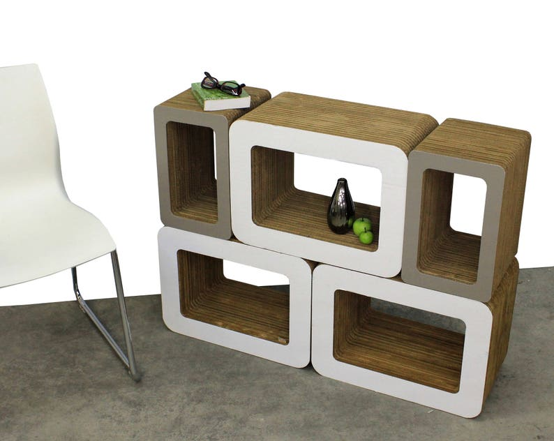 Low Wall Bukov The Modular Furniture Eco Friendly To Etsy