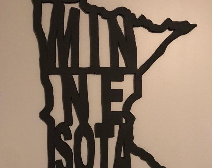 Minnesota Cut Out