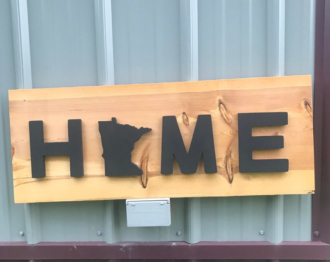 MN Home Sign