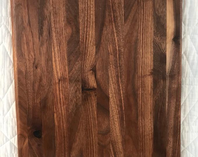 Walnut Cutting Board | Walnut Serving Board