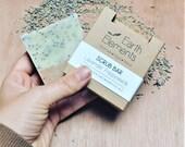 Scrub Bar - Lavender Poppy seeds