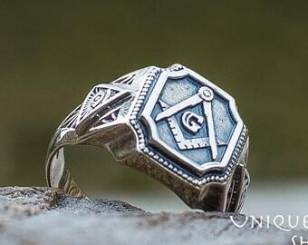 Freemason Ring