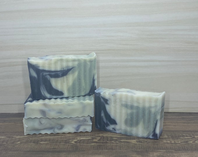 Hemp & Tea Tree Luxury Soap Bar