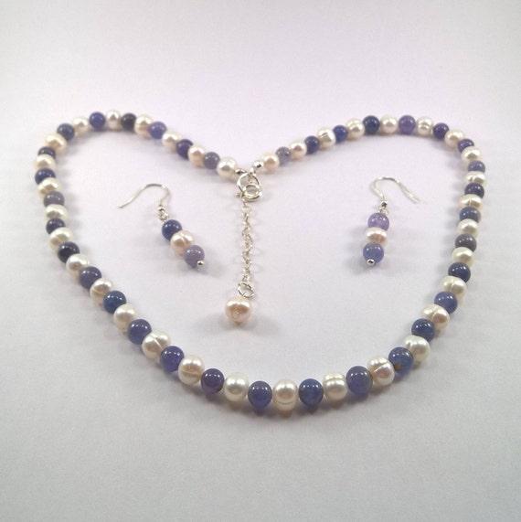 Pearl Tanzanite