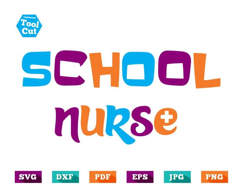 Nurse Svg School Nurse Svg Nurselife Svg Stethoscope Svg Etsy