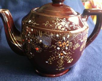 Brown Teapot