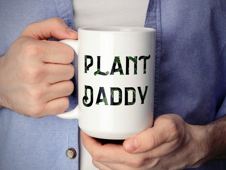 Une De Des FeuillePalmier DameCadeau Tasse Fête LadyVegan PèresMonstres MugFausse Plante Daddy CaféMug 80mnwNv