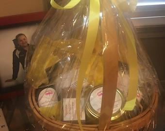 Creme Brulee Gift Basket