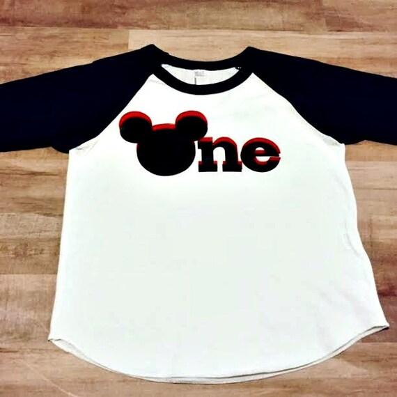 f26385360 Kids Birthday Shirt One Year Birthday Shirt 1st Birthday | Etsy
