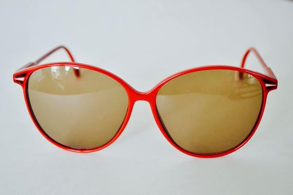 Vintage Oversized Menrad Sunglasses | Vintage Sung