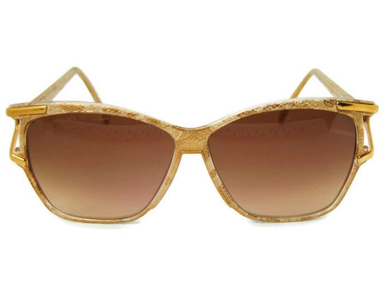 Vintage Ted Lapidus Paris Sunglasses