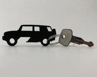 Toyota FJ Cruiser Bottle Opener Keychain