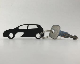 Volkswagen Golf GTI Bottle Opener Keychain