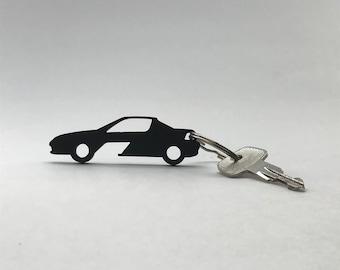 Honda CR-X Del Sol Bottle Opener Keychain
