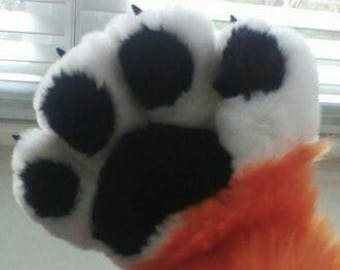 CUSTOM Fursuit Puffy Paw COMMISSIONS Bcq2E
