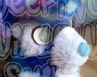 CUSTOM Fursuit Head COMMISSIONS