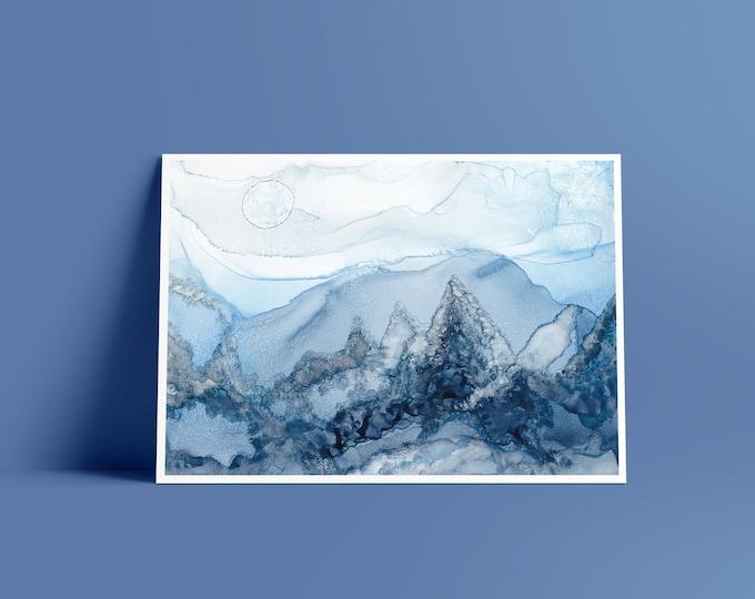 Hoth Fine Art Print