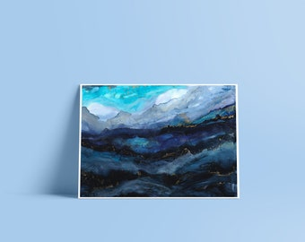 Tracey: Fine Art Print in Multiple Sizes