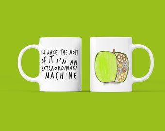 Fiona Apple Extraordinary Machine Mug 11oz