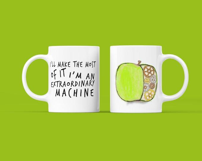 Fiona Apple Extraordinary Machine Mug 11oz