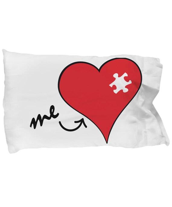 Love Heals All Heart Pillow from