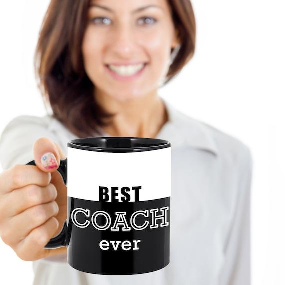 Best Coach Ever Softball Mug Basketball Guard Coffee Cup For Etsy
