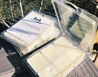 Soy Wax Melts || by Evergreen Candles