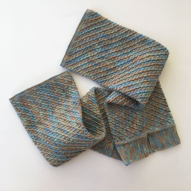 Crocheted LegwarmersPDF PATTERN image 0