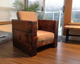 Patio Club Chair. Outdoor furniture. Garden chair.