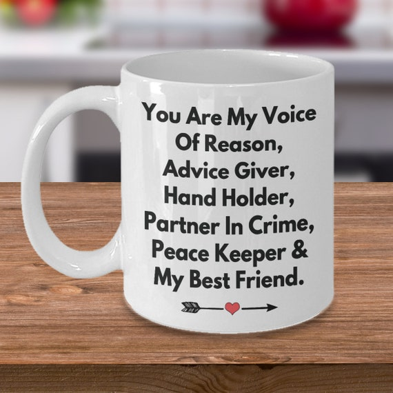 Mug All of  Me Love All of You Love Quote Boyfriend Girlfriend Husband Wife