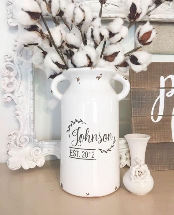 Etsy Wedding Gifts: Wedding Gifts Milk Can Wedding Gift Gift For Couple Rustic