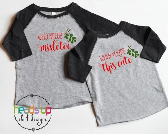 b62e86673 Twin Christmas Shirts Boy/Girl Christmas thirts Boy/Girl | Etsy