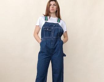 83001045e03 Vintage 60s Madewell Bib Overalls