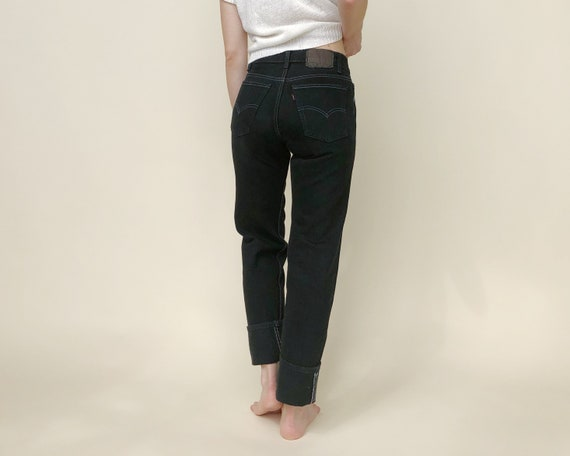 8fad5a1b Vintage Levis Size 00 0 / 24 25 90s Levi 701 XXS | Etsy