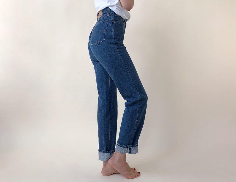 12c5a7012e Vintage Levis Size 2 / 26 70s 80s Levi 501 Shrink To Fit | Etsy
