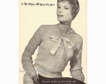 1517 Ladies DK Wraps /& Shrugs xs xxl Vintage Knitting Pattern