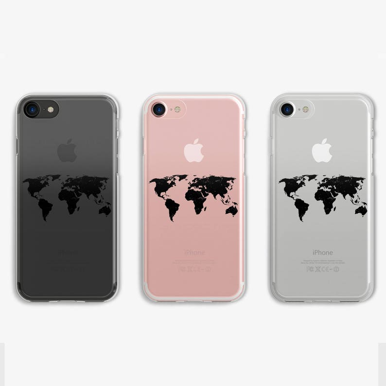coque map iphone 6