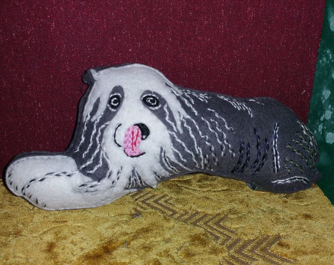 Featured listing image: Customised Dog Art Doll