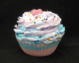 12 cupcake bath bomb, whipped soap bomb cupcake. bath bomb, Bath bomb cupcake favors for birthday