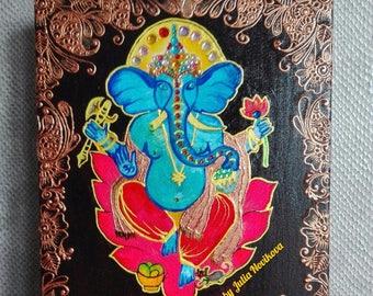 Indian Ganesha