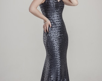 9b8c4ced868 Glamorous Evening gown formal wear After five gown special occasion