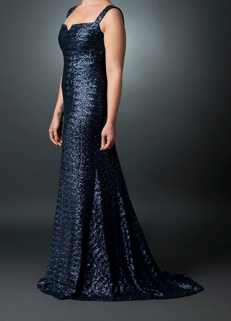 24e8ce9e1cf Glamorous Evening gown formal wear After five gown